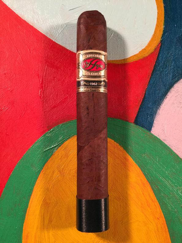 Post image for Cigar Review: La Hoja Edicion Clasica 1962