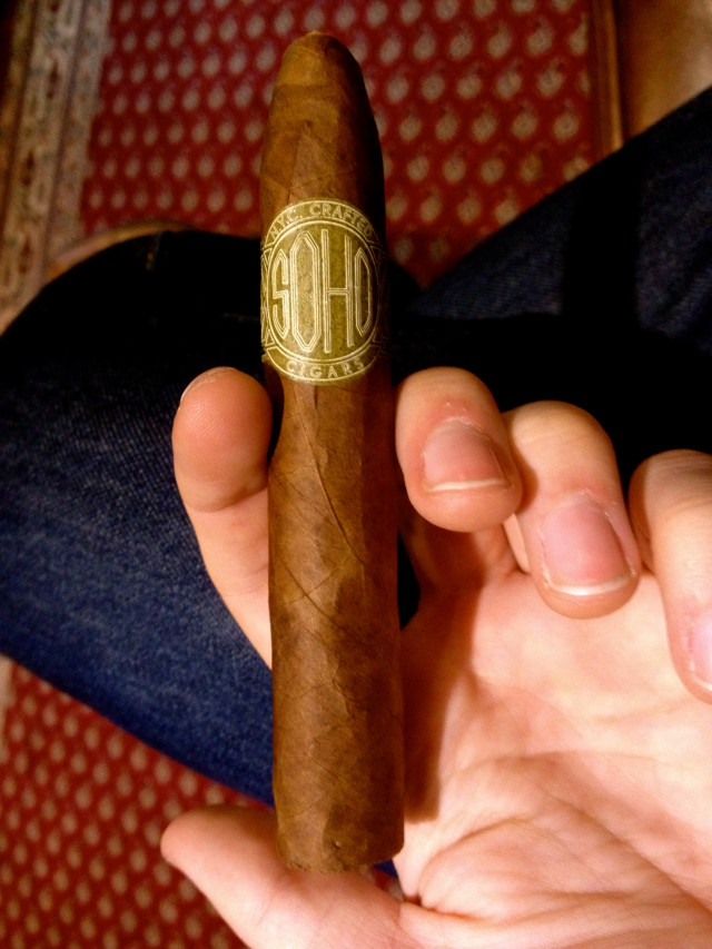 Post image for SoHo Cigars Sol de Oro Review