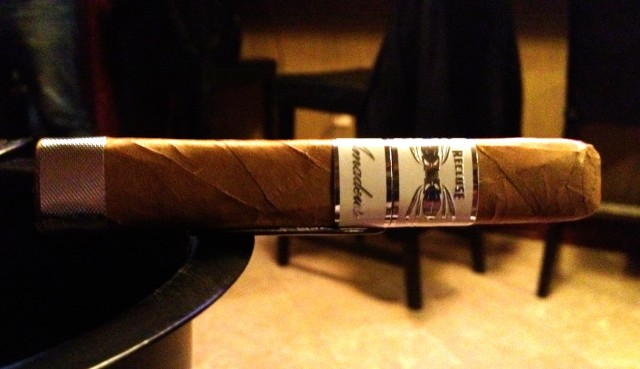 Post image for Cigar Review: Recluse Amadeus Robusto