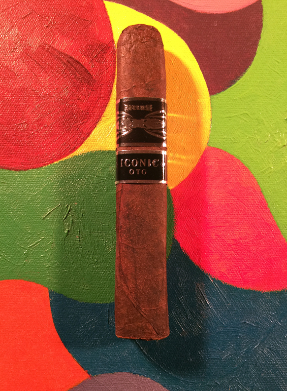 Post image for Cigar Review: Iconic Leaf Recluse Cigars OTG