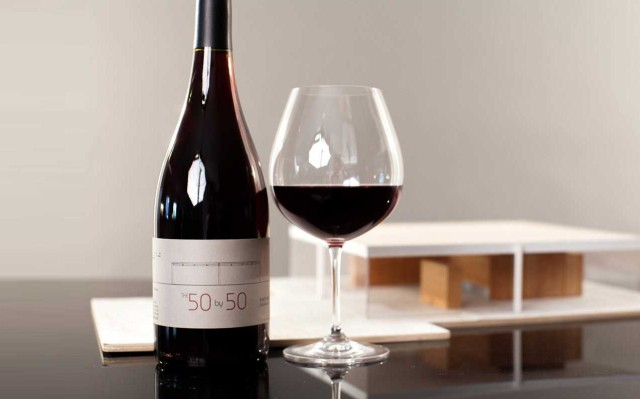 50 by 50 pinot noir