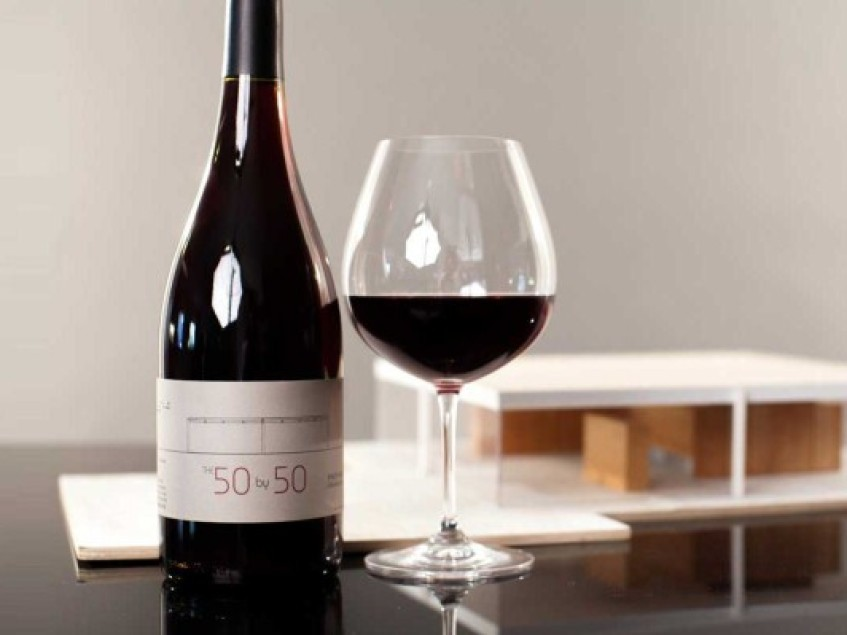 Wine Review: The 50 by 50 Pinot Noir
