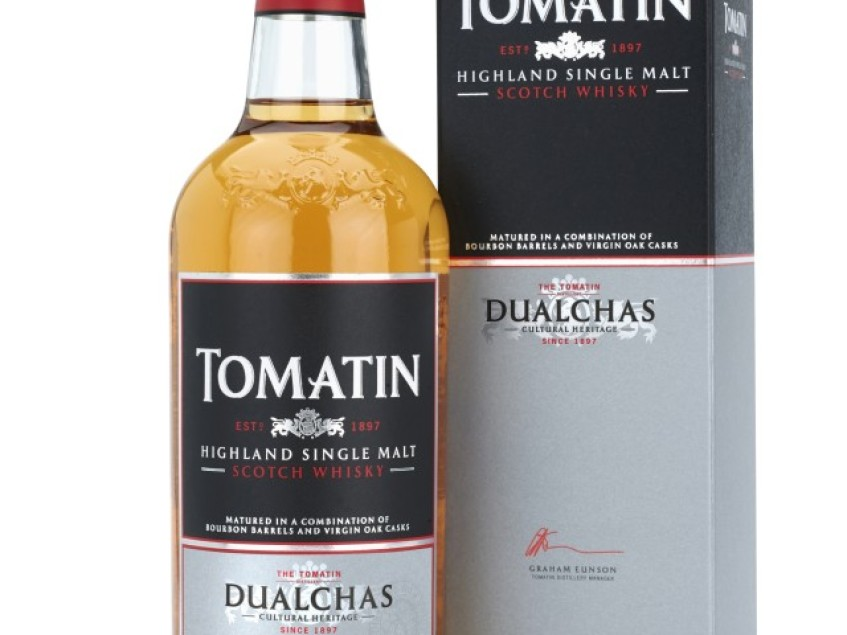 Scotch Review: Tomatin Dualchas