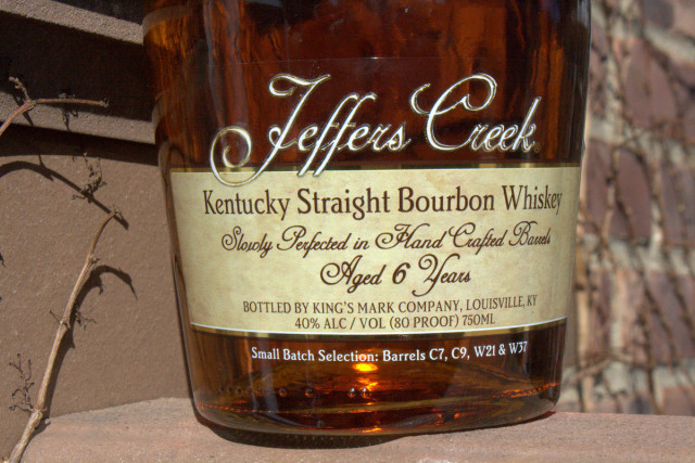 Jeffers Creek Bourbon