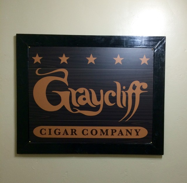 Graycliff Cigar Factory