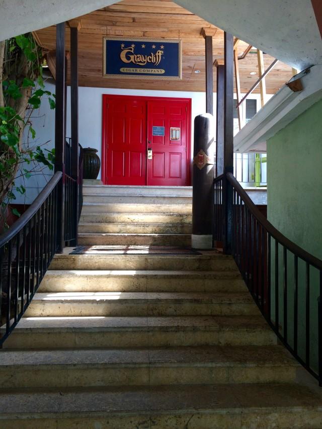 Graycliff Cigar Factory