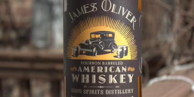 James Oliver American Whiskey Review