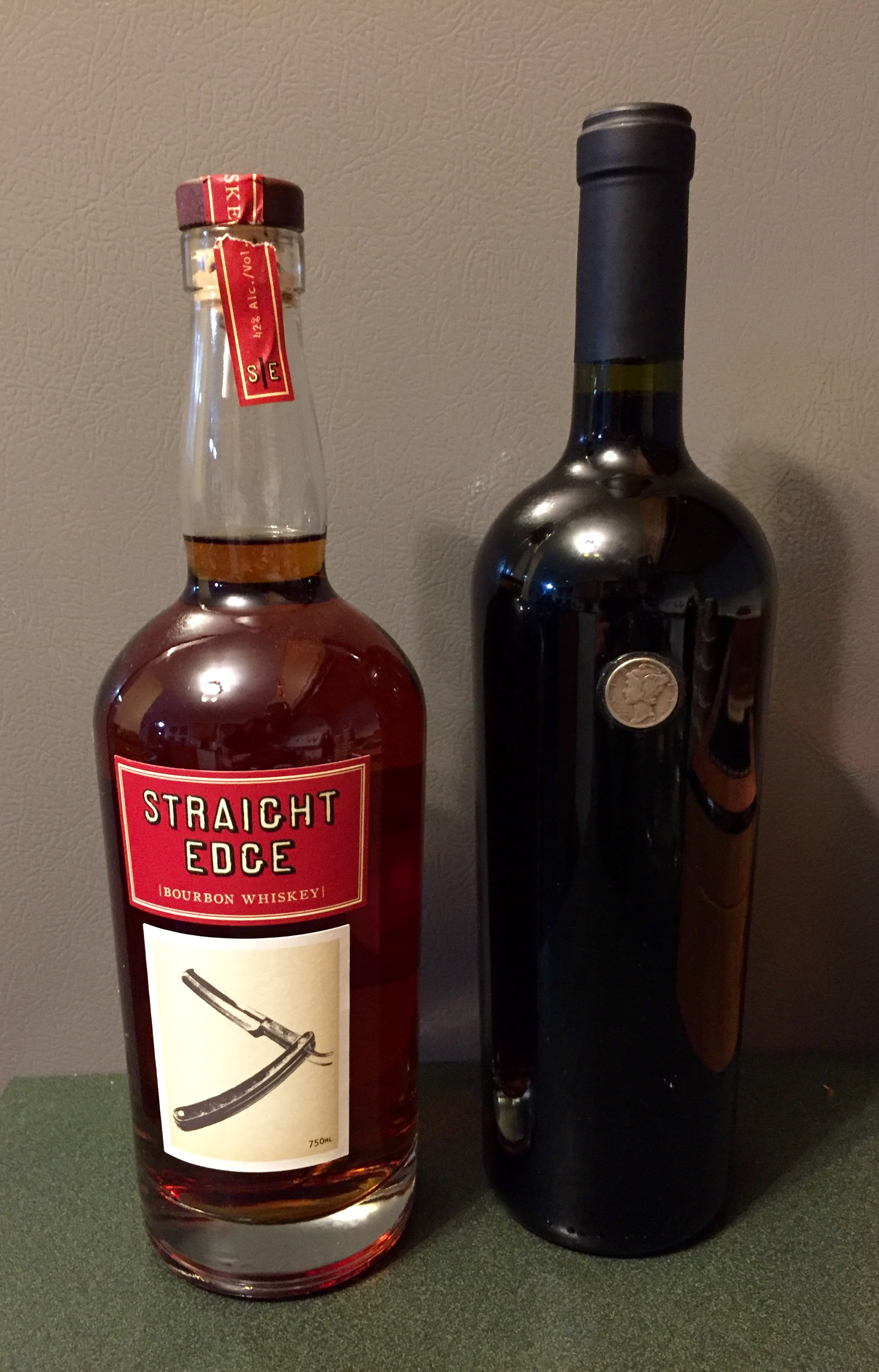 Whiskey Review: Straight Edge American Whiskey