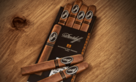 Private Tasting With Davidoff Cigars