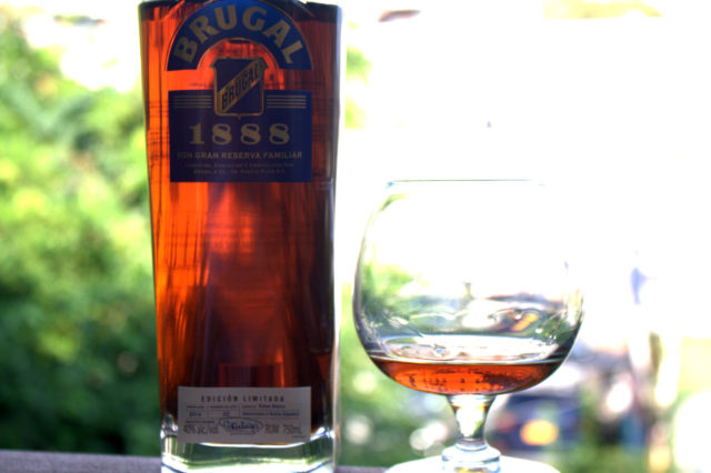 brugal 1888 close up