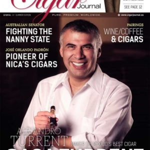 Fine Tobacco NYC Featured in Cigar Journal Summer 2016 Issue