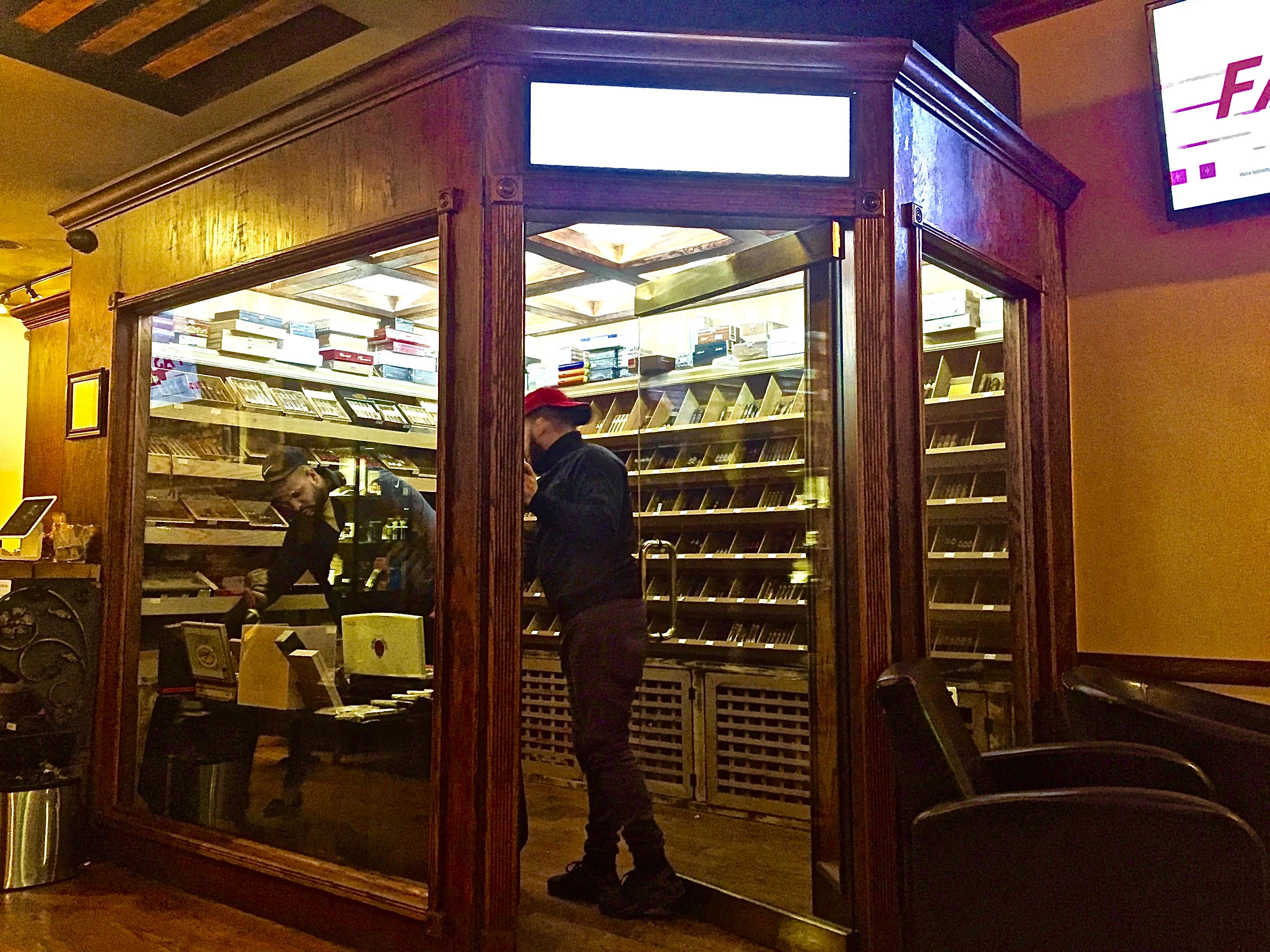 Papa Juan Cigar Room Bronx