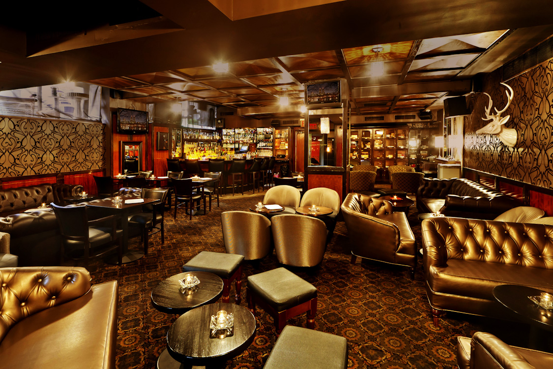 CLOSED: Merchants NY Cigar Bar - Fine Tobacco NYC