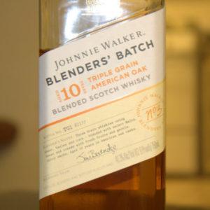 Johnnie Walker Blenders' Batch Triple Grain