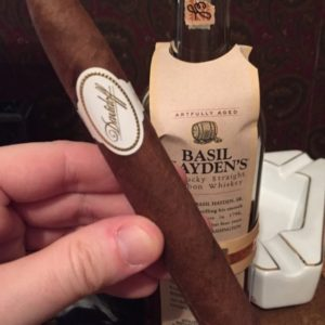 Cigar Review: 2004 Davidoff Wagner Limited Edition