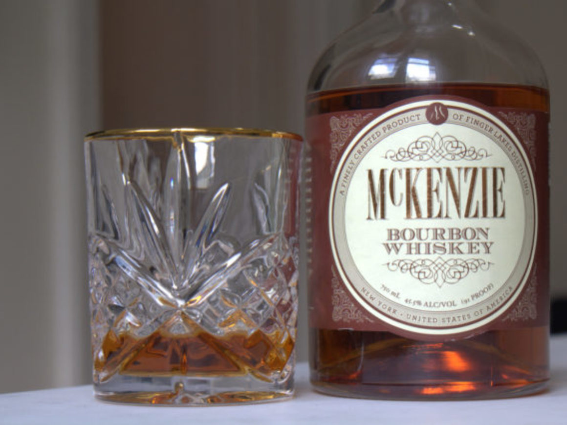mckenzie bourbon whiskey
