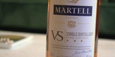 Martell VS Single Distillery Review