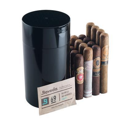 famous smoke sampler