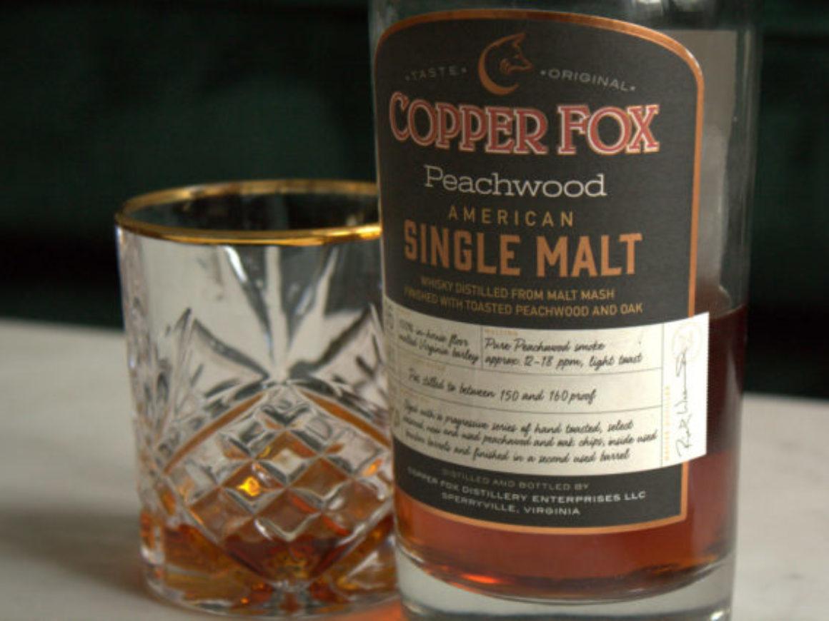 Copper Fox Peachwood