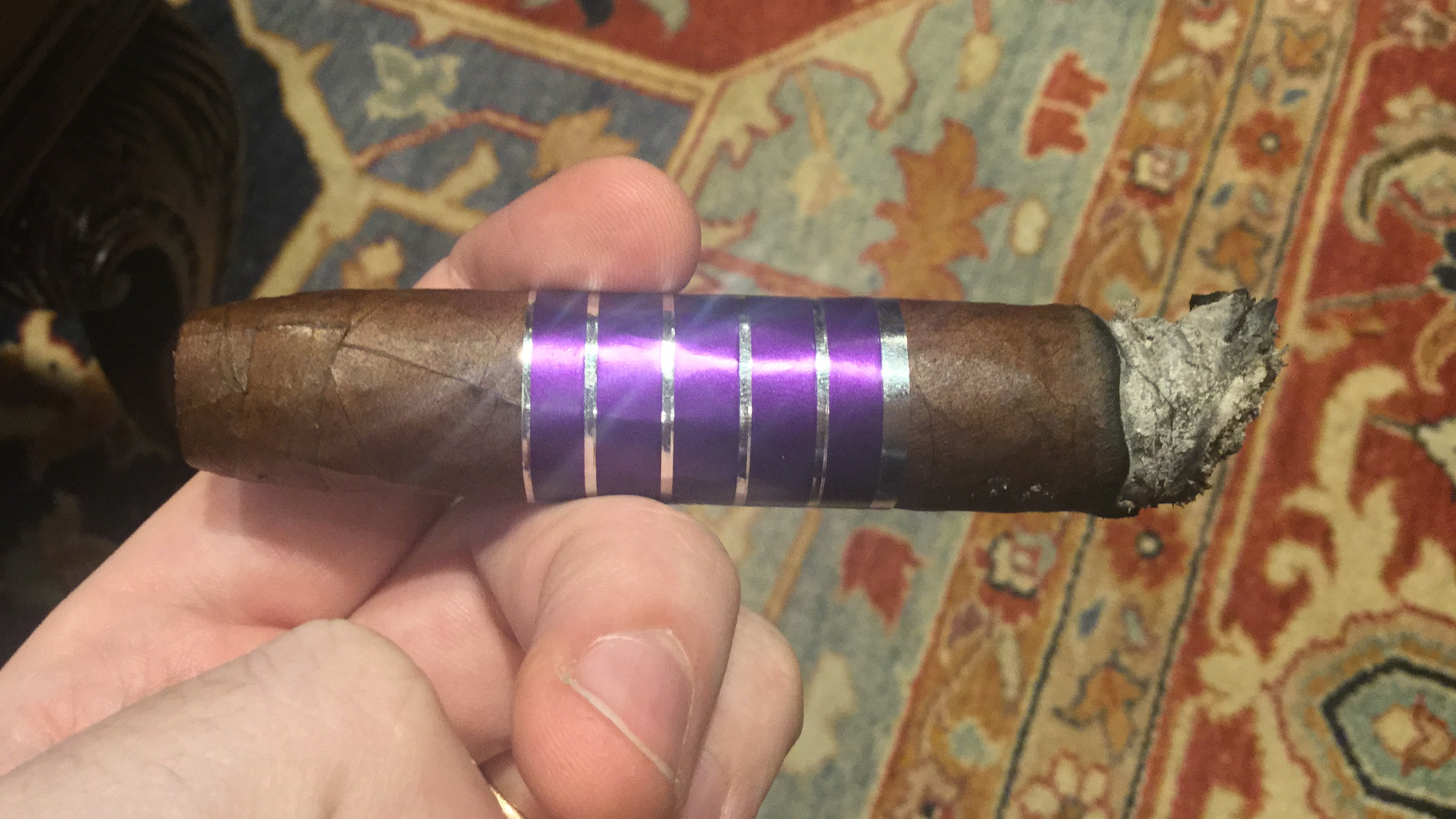 Sans Pareil Purple Belicoso