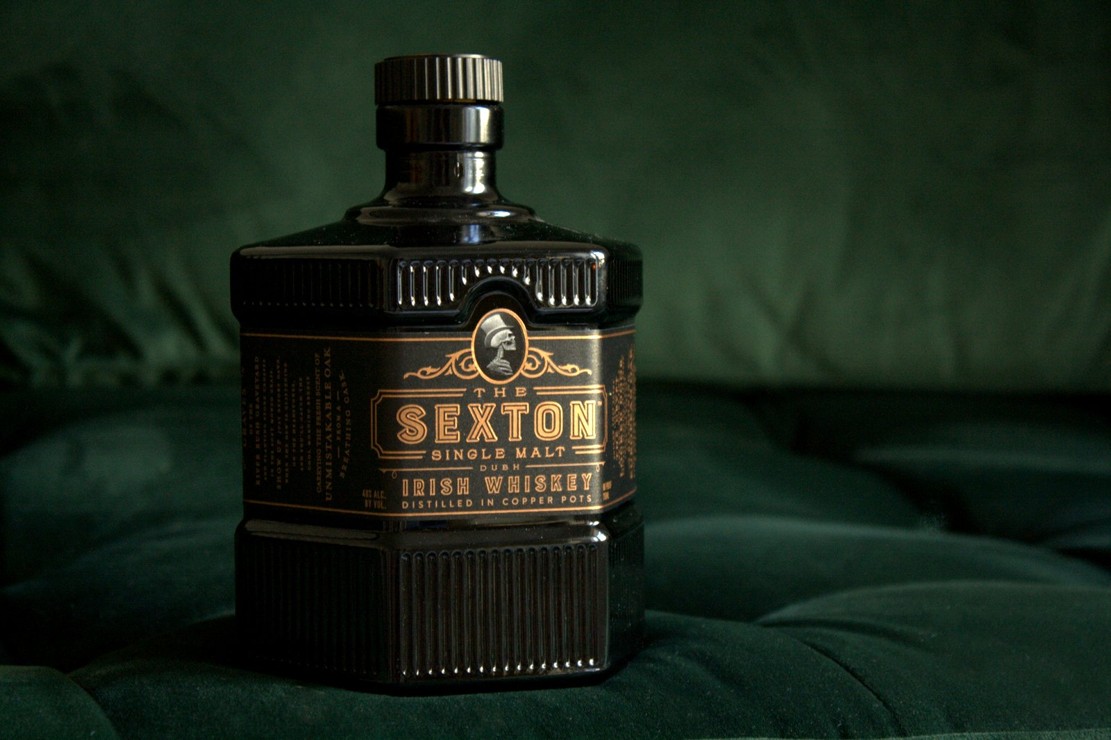 The Sexton Single Malt Irish Whiskey Review Fine Tobacco Nyc