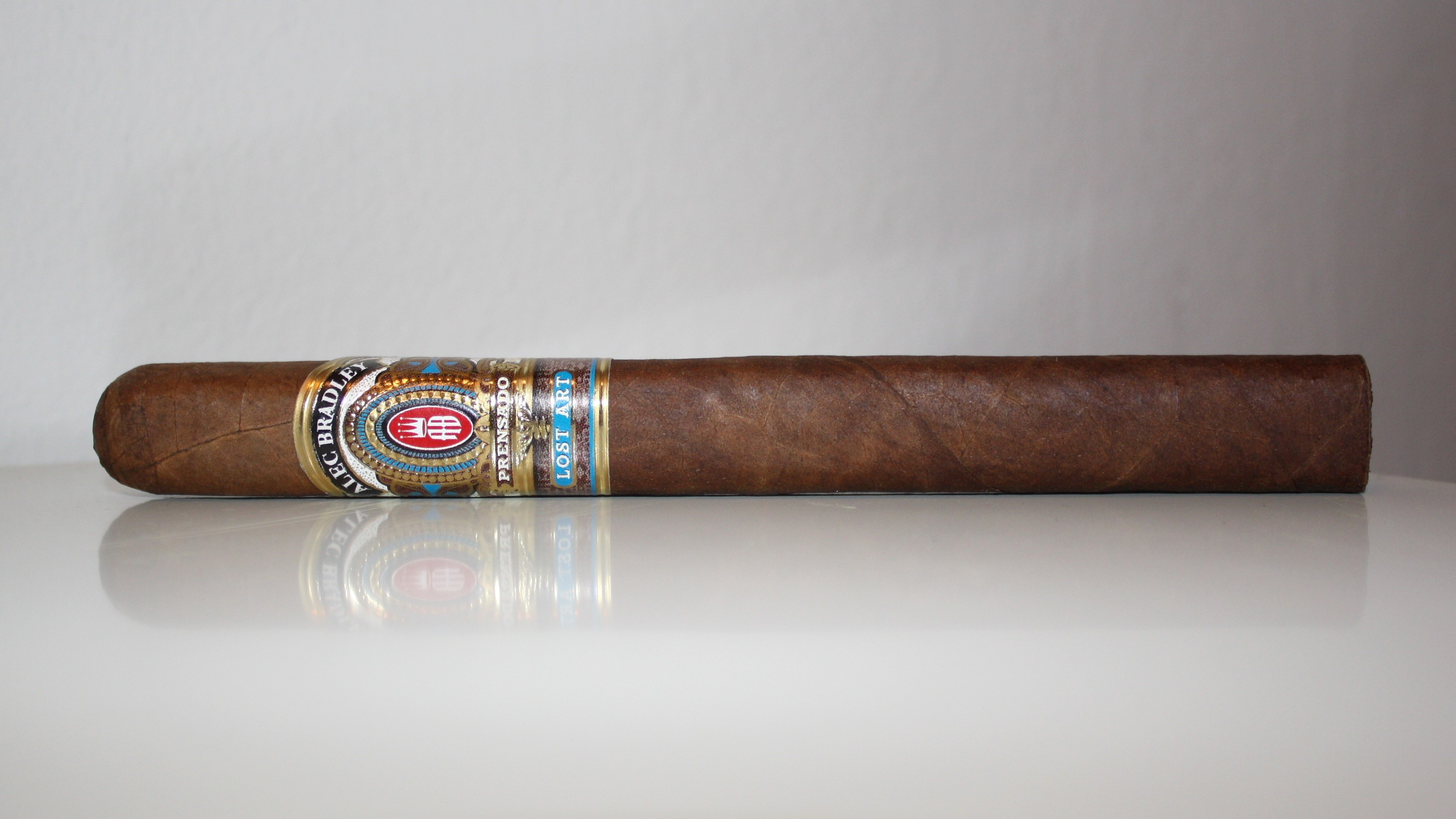 alec bradley prensado lost art churchill review