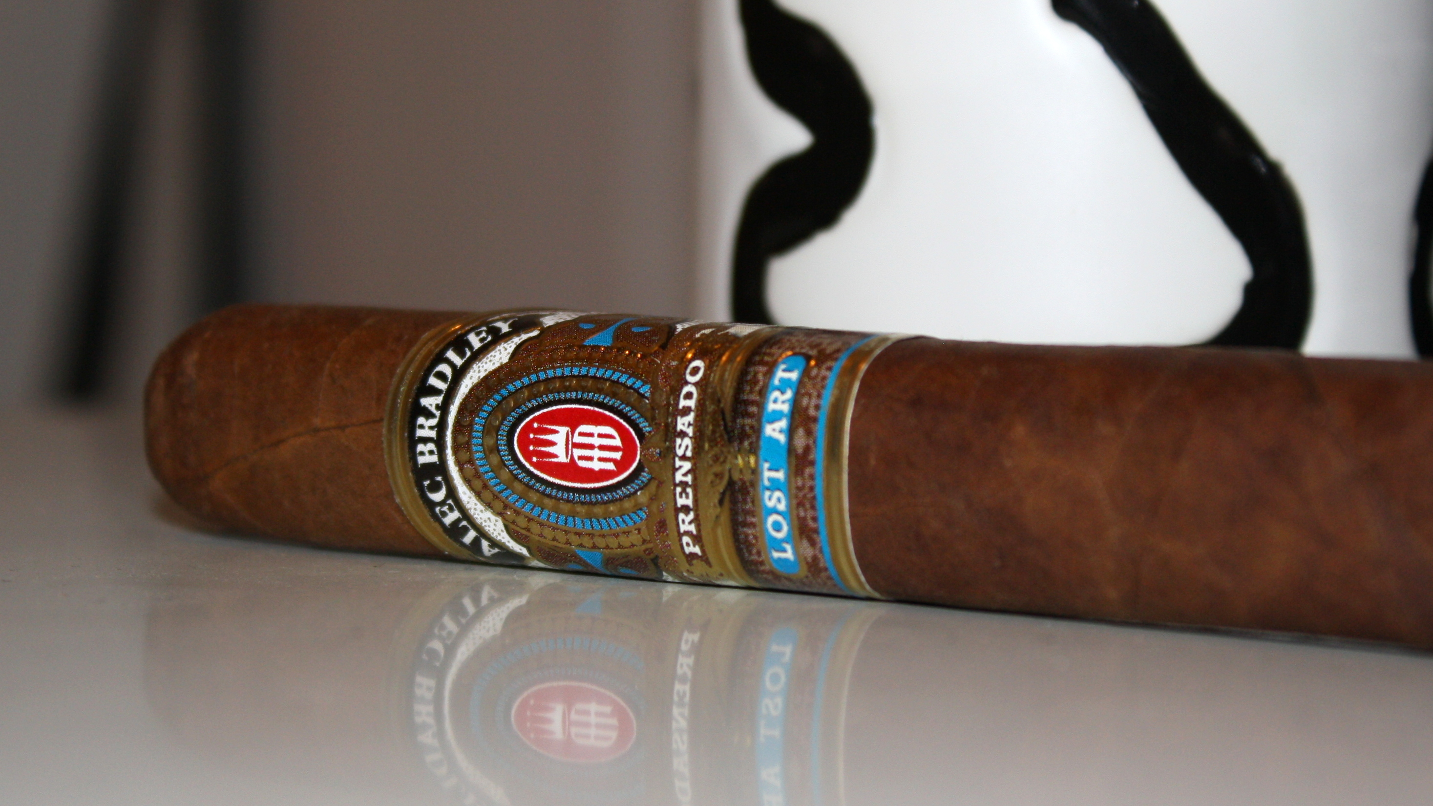 alec bradley prensado lost art review