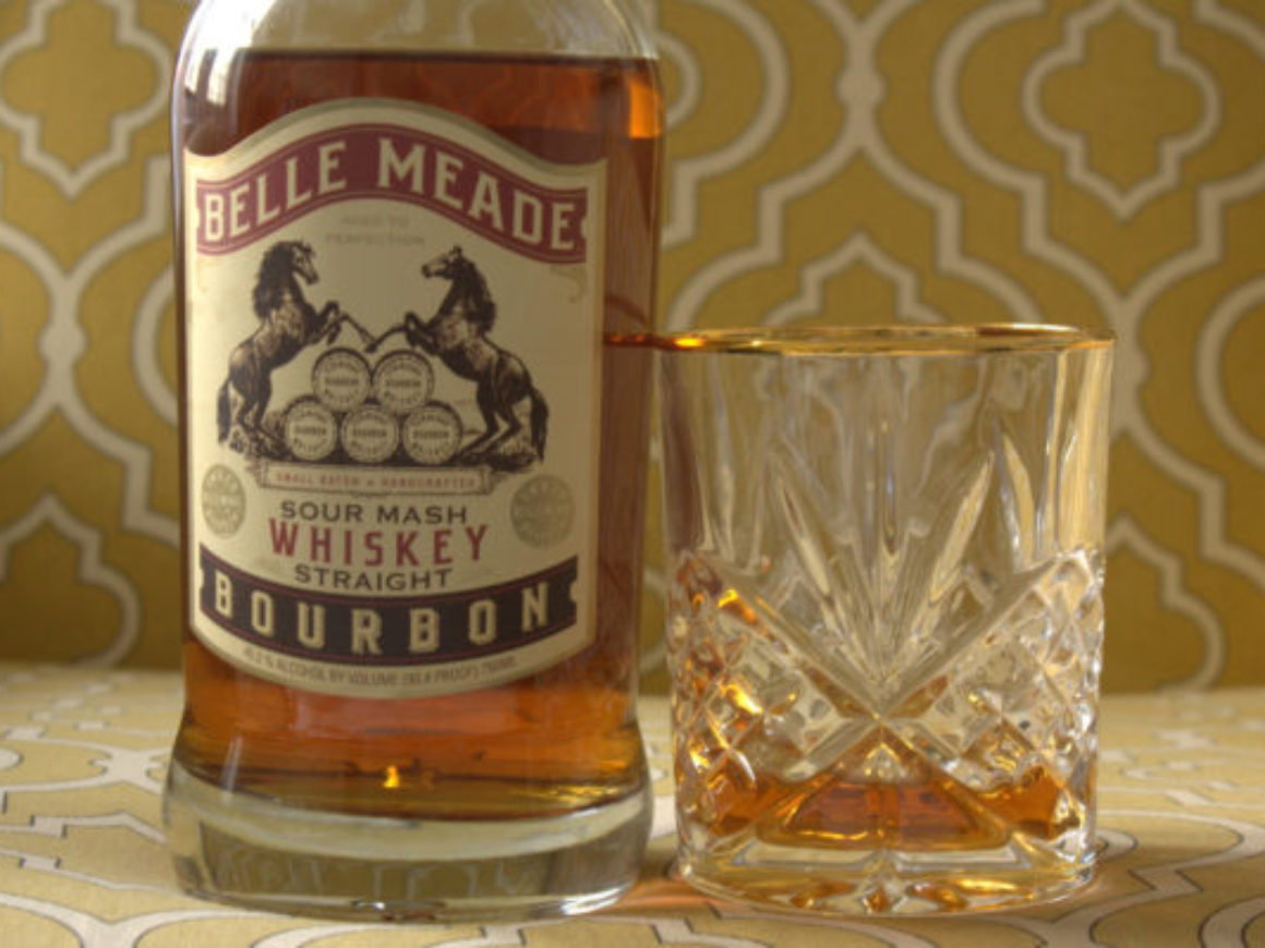belle meade sour mash straight bourbon review