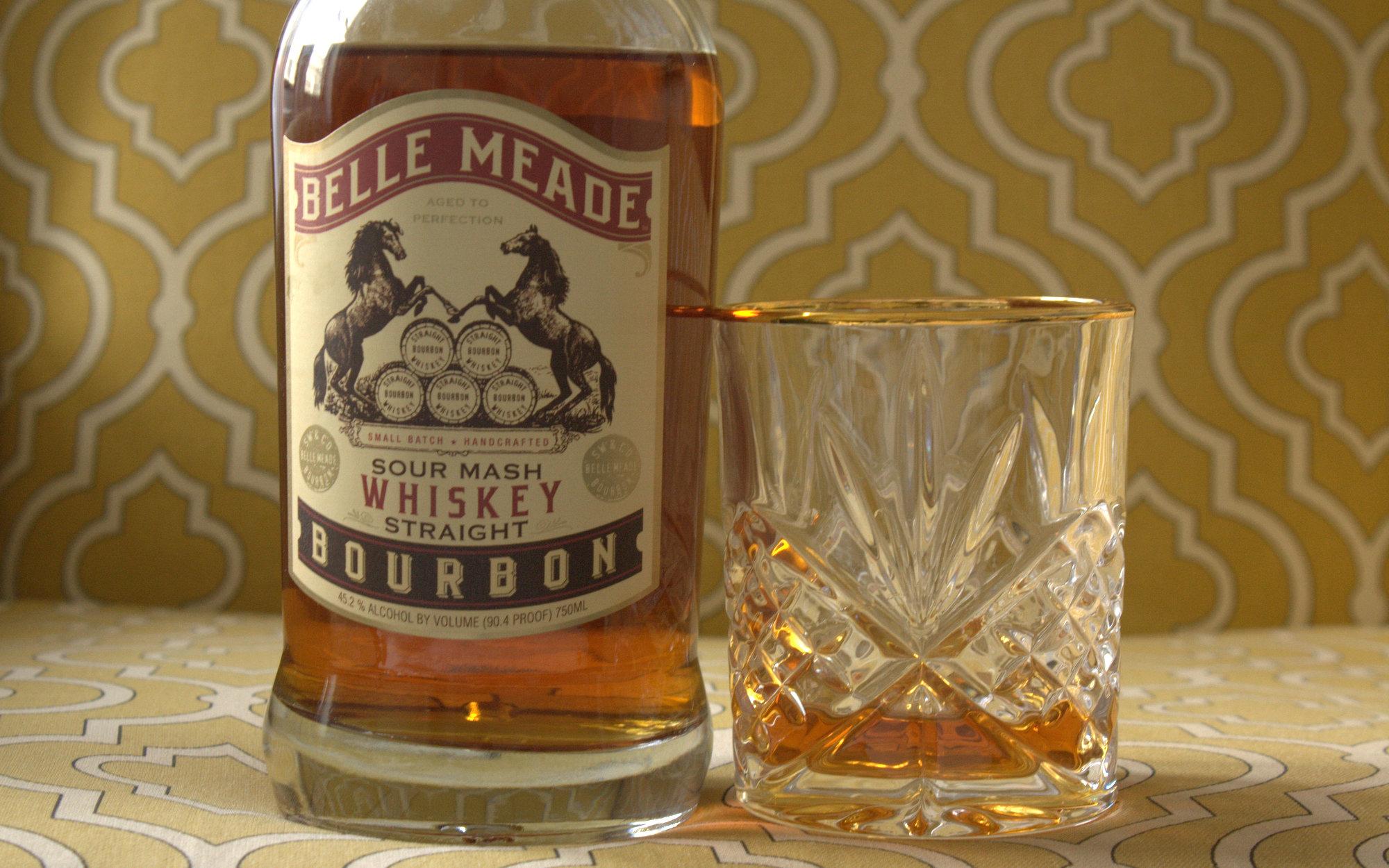 belle meade sour mash straight bourbon review