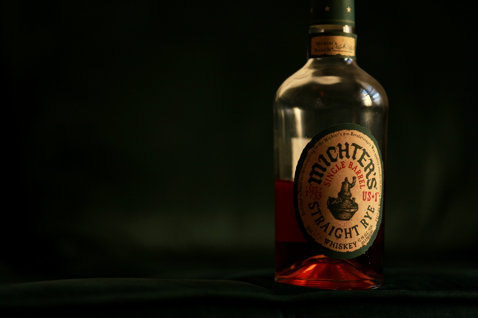 Micther's Rye Review