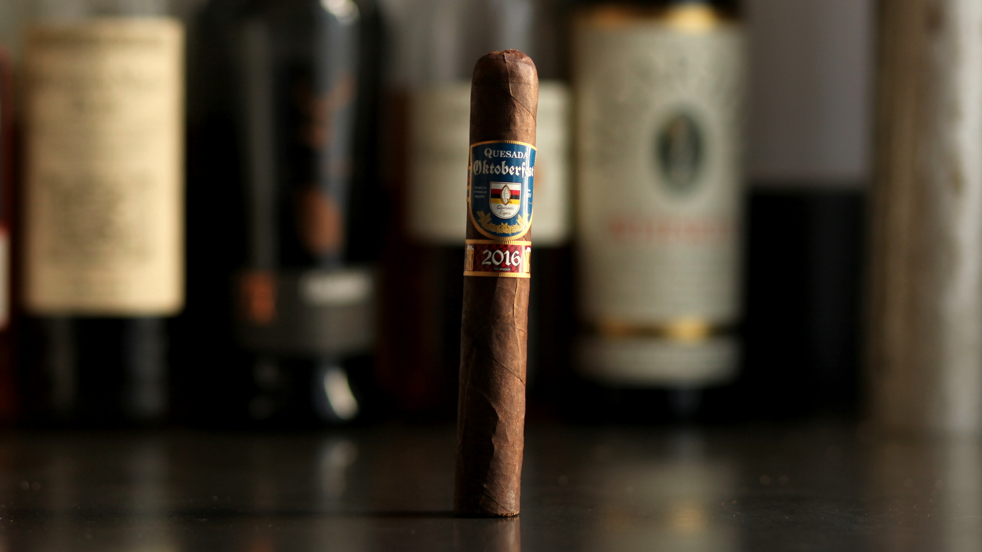 Quesada Oktoberfest 2016 Triple Bock Review