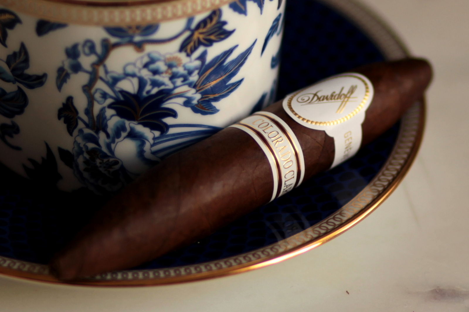 Davidoff Colorado Claro Short Perfecto Review