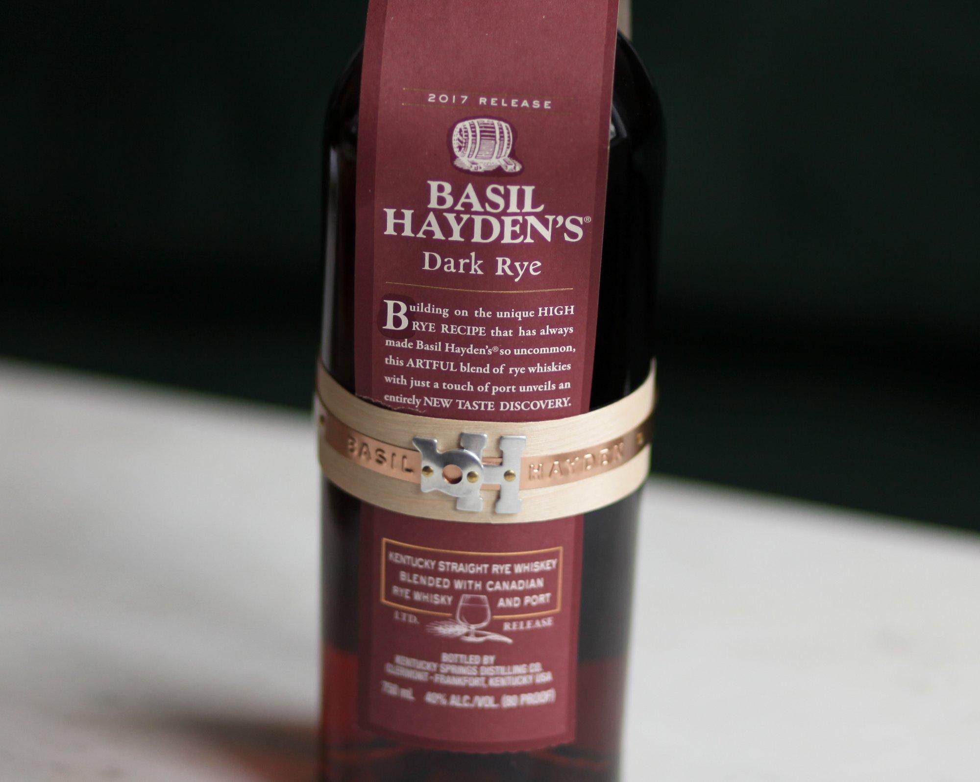 Basil Haydens Dark Rye Review