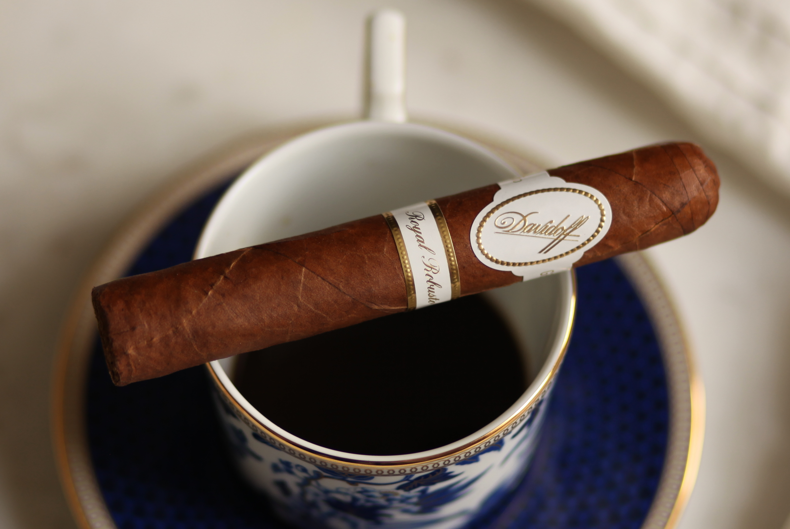 Davidoff Royal Robusto Review