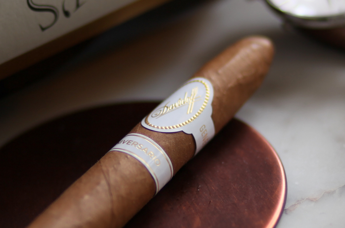 Davidoff Aniversario Special T Review - Fine Tobacco NYC