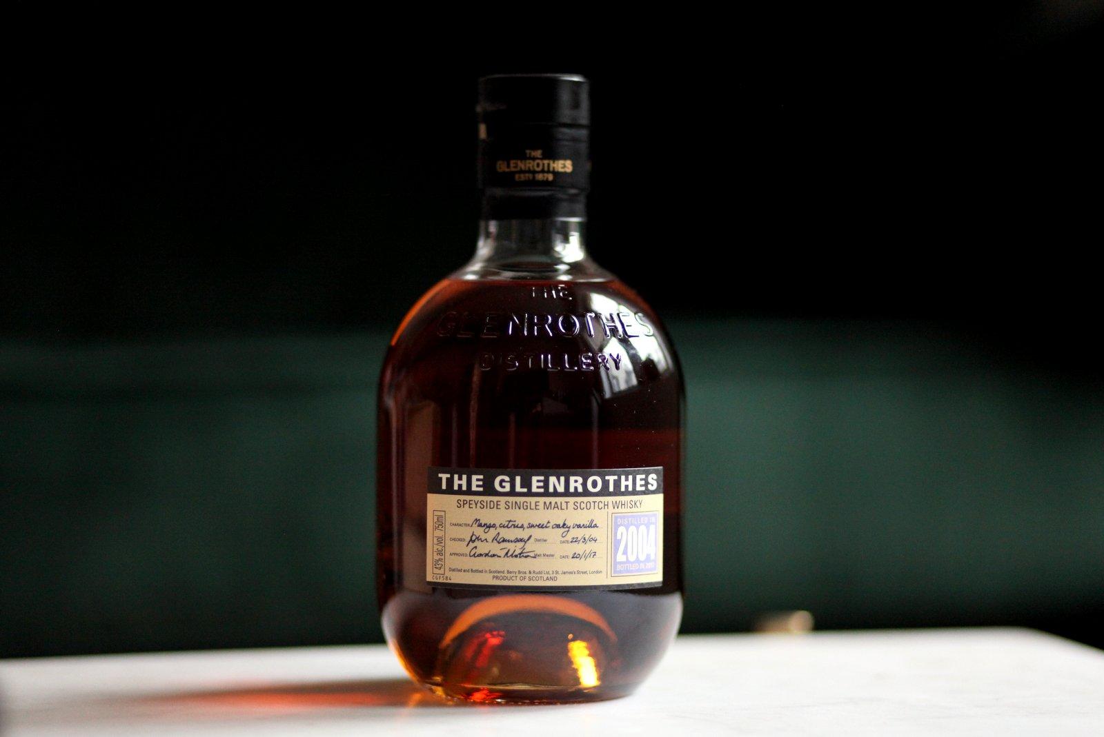 Glenrothes Vintage 2004 Single Malt Scotch Whisky