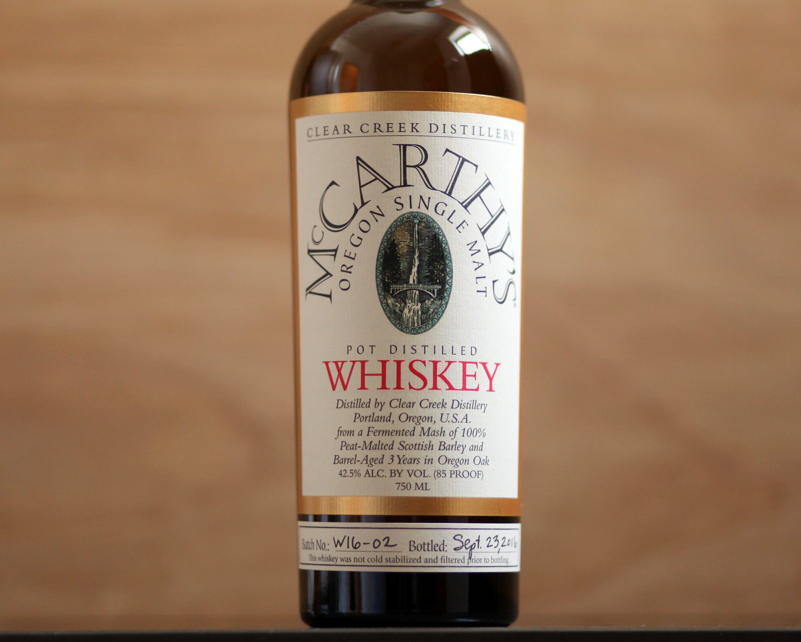 McCarthy's Whiskey Review