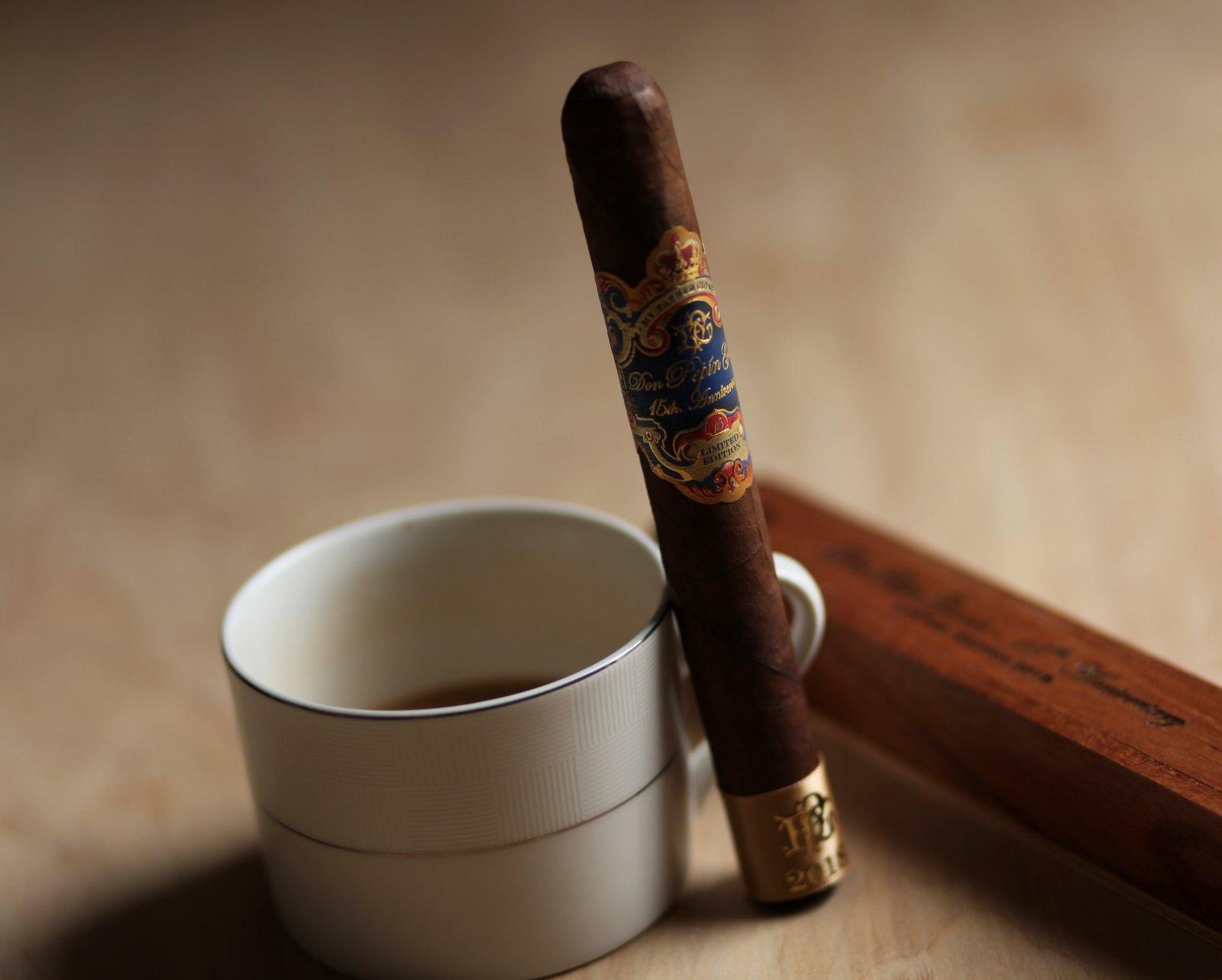 Don Pepin Garcia 15th Anniversary Limited Edition Toro Review 2
