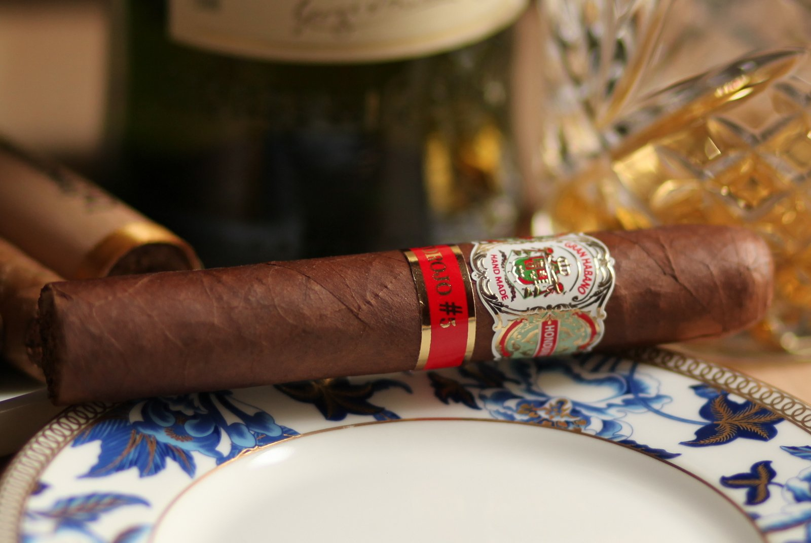 Gran Habano Corojo No. 5 Review