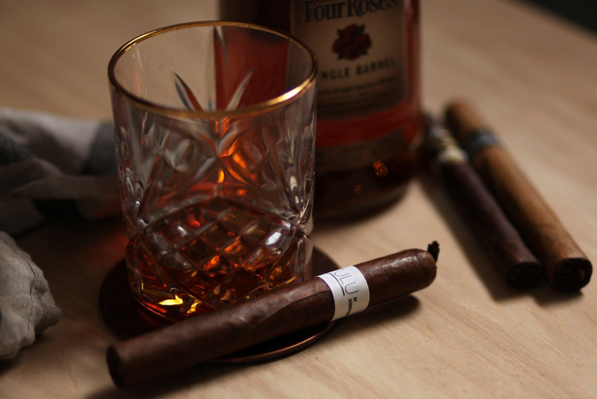 Zulu Zulu White Label Cigar Review