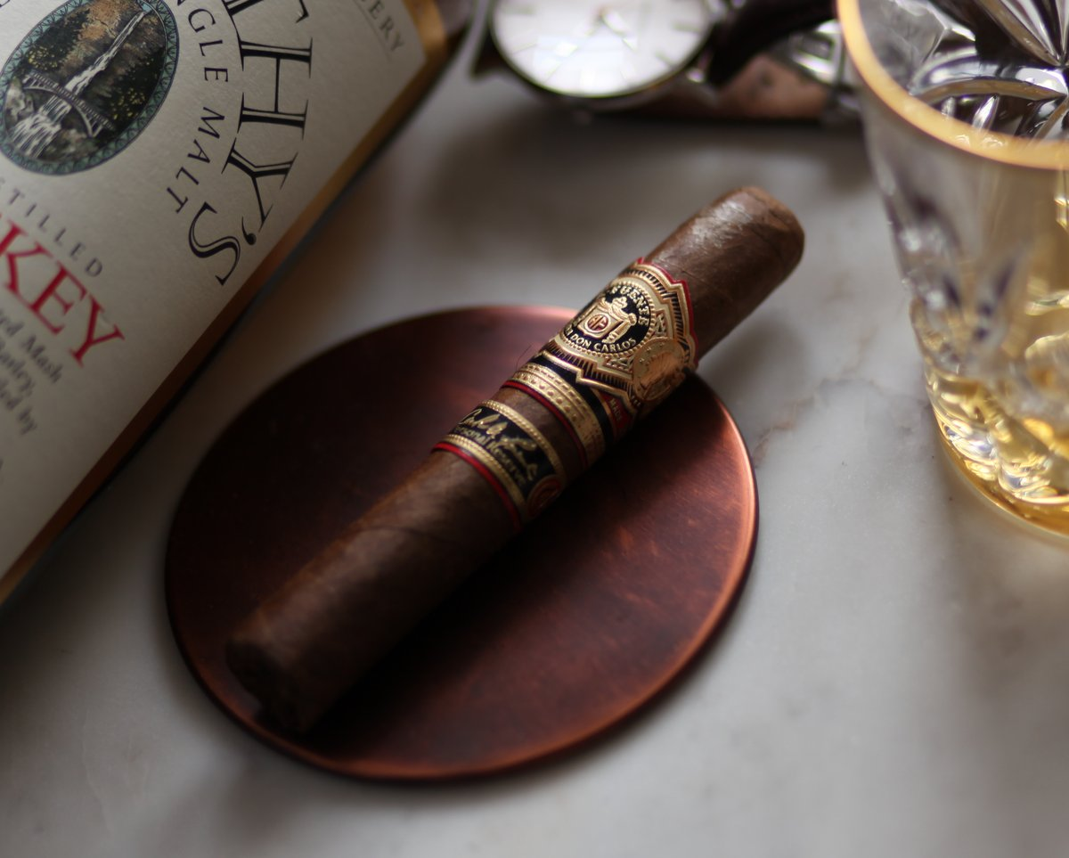 Don Carlos Personal Reserve Review