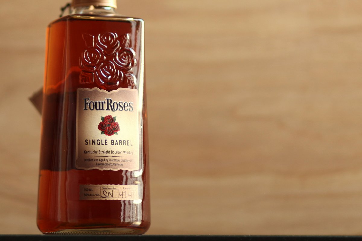 Four Roses Single Barrel Review