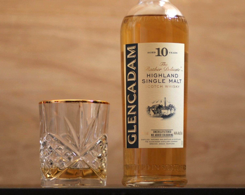Glencadam 10 Year Review