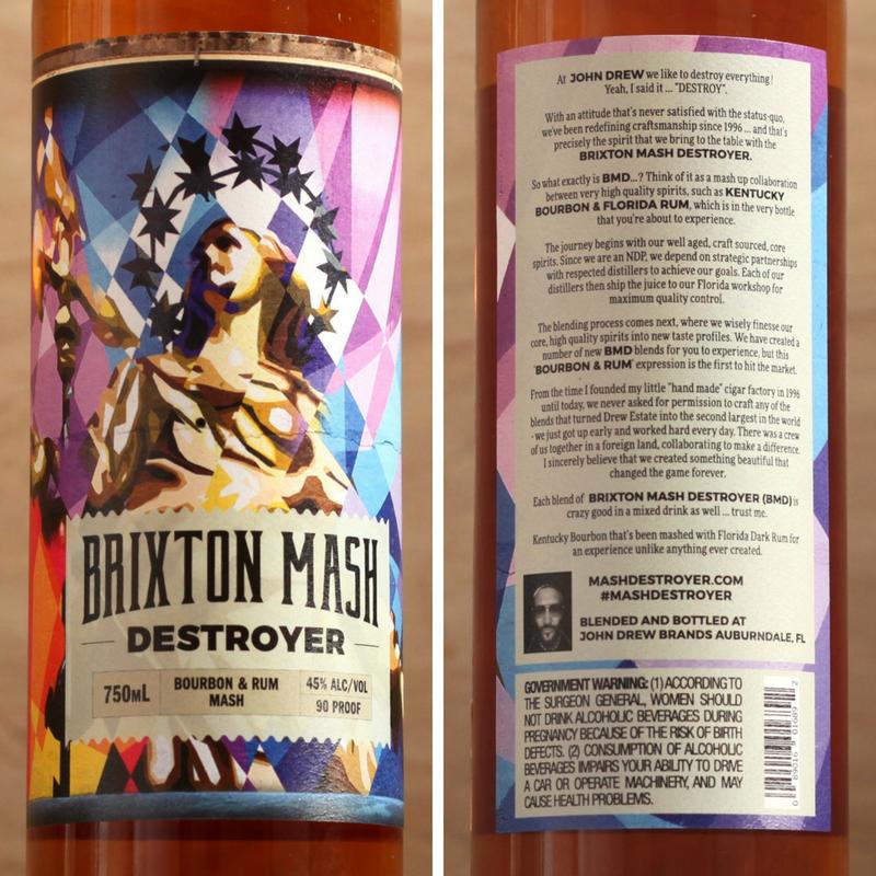 Brixton Mash Destroyer Review