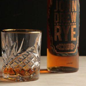 John Drew Rye Review Glass