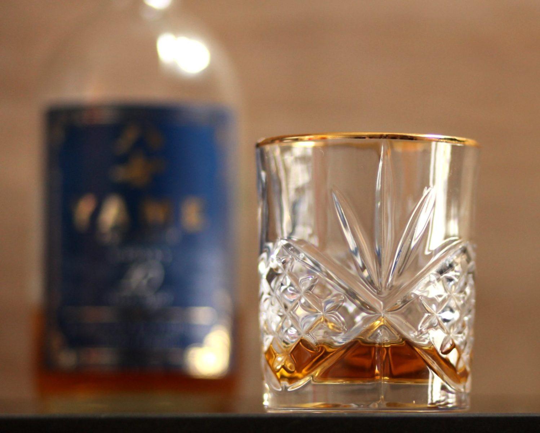 Yame Eight Goddesses 10 Year Whisky Closeup