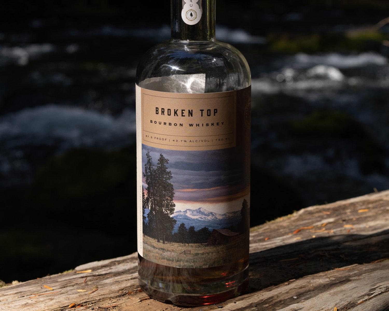 Broken Top Bourbon Whiskey Review