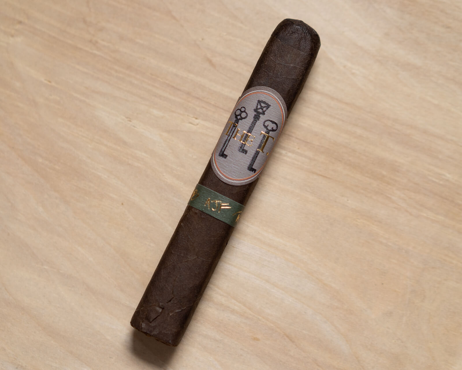 Caldwell The T Robusto Review 2