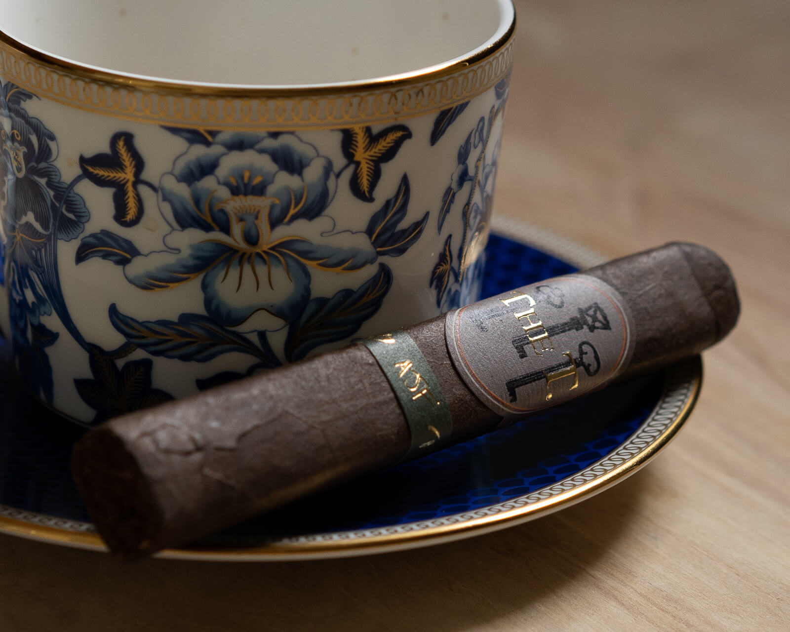 Caldwell The T Robusto Review