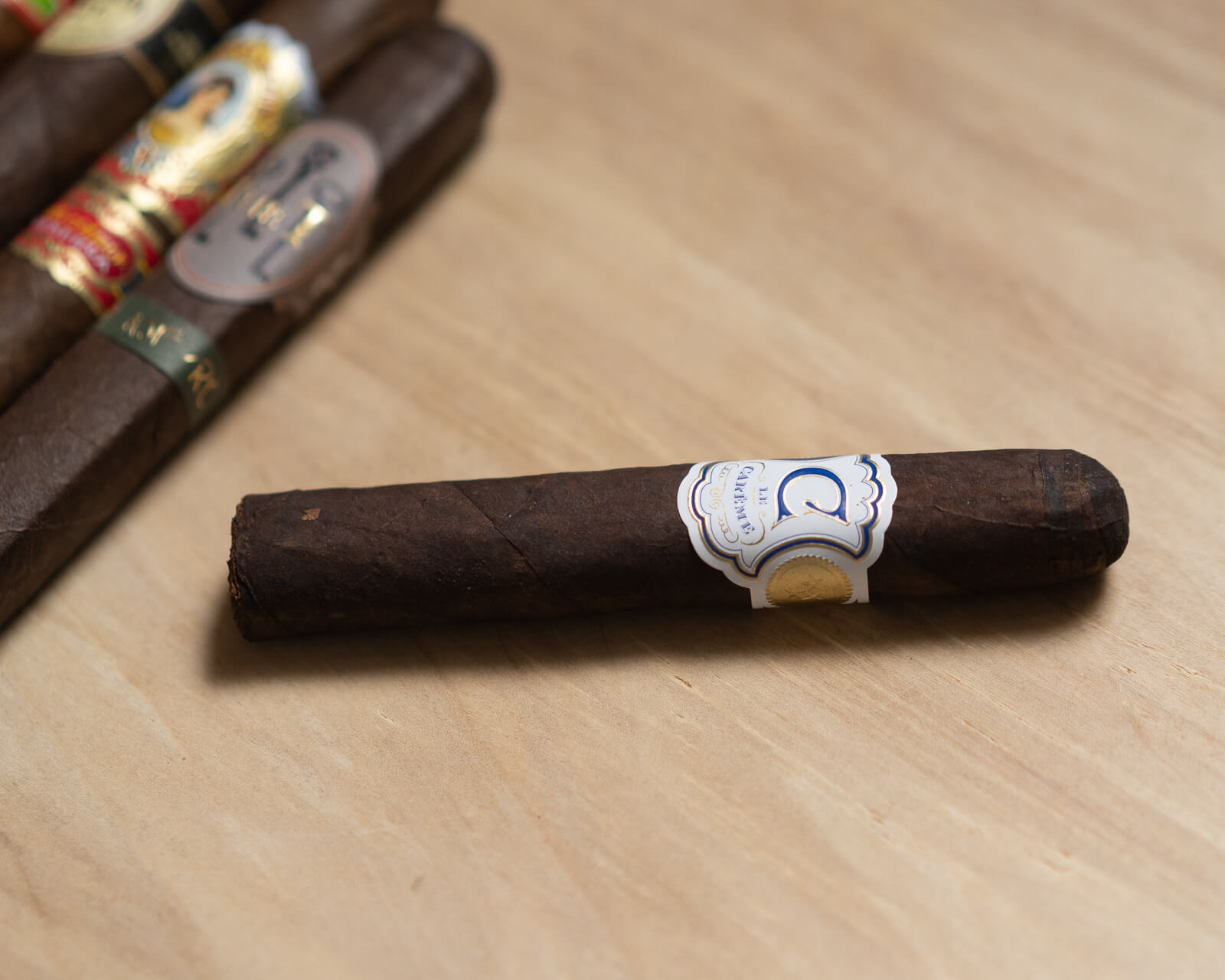 Crowned Heads Le Careme Closeup2